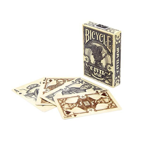 Baralho de Cartas Bicycle Civil War