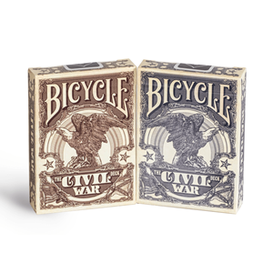 Baralho de Cartas Bicycle Civil War
