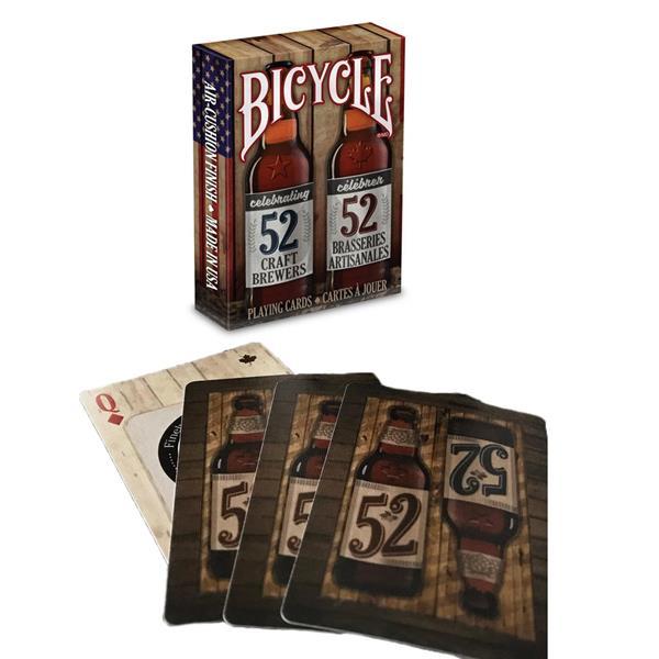 Baralho de Cartas Bicycle Craft Beer II