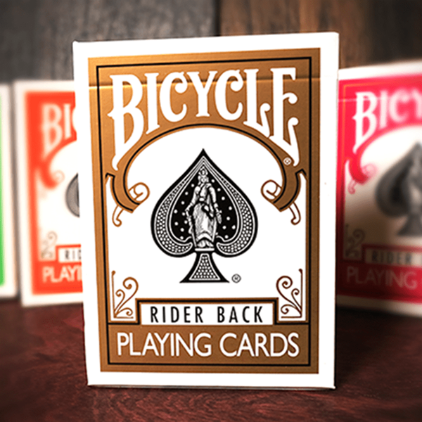 Baralho de Cartas Bicycle Dourado