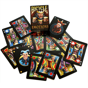 Baralho de Cartas Bicycle Emotions