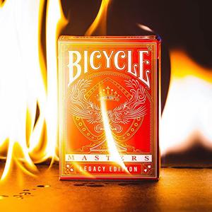 Baralho de Cartas Bicycle Legacy Masters