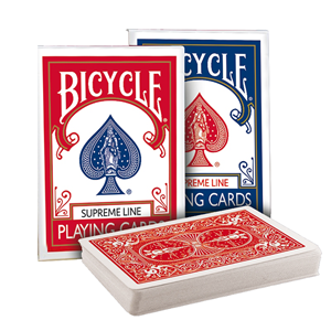Baralho de Cartas Bicycle Supreme Line