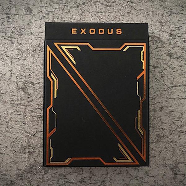 Baralho de Cartas Cartomagia Odyssey Exodus