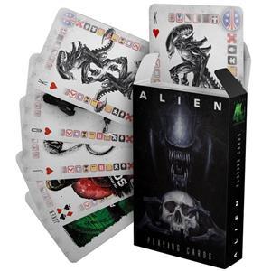 Baralho de Cartas Coleção Alien