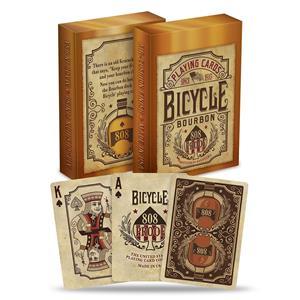 Baralho de Cartas Coleção Bicycle Bourbon