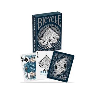 Baralho de Cartas Coleção Bicycle Dragon