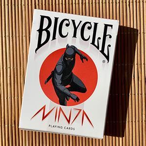 Baralho de Cartas Coleção Bicycle Ninja
