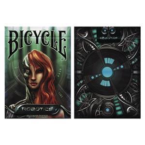 Baralho de Cartas Coleção Bicycle Robotics