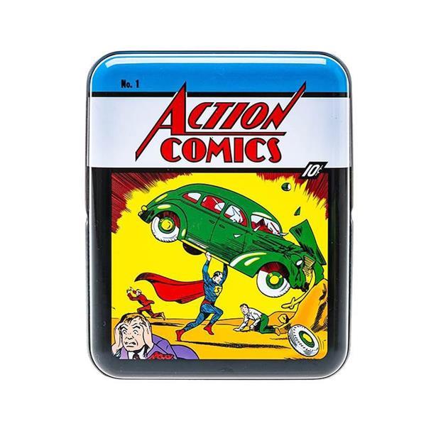 Baralho de Cartas Coleção DC Action Comics No.1