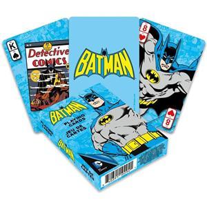 Baralho de Cartas Coleção DC Batman Retro
