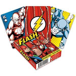 Baralho de Cartas Coleção DC Flash