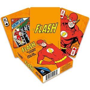 Baralho de Cartas Coleção DC Flash Retro