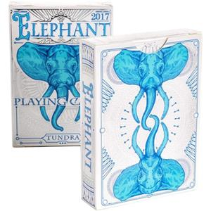 Baralho de Cartas Coleção Elephant Tundra
