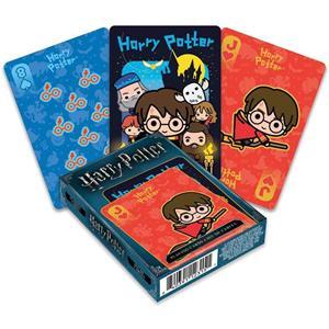 Baralho de Cartas Coleção Harry Potter Chibi