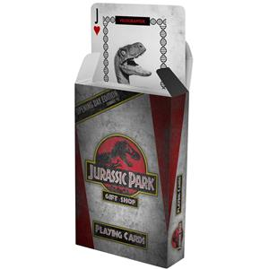 Baralho de Cartas Coleção Jurassic Park