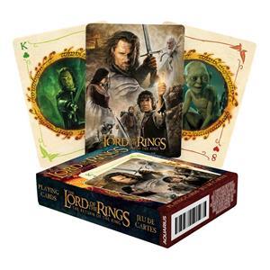 Baralho de Cartas Coleção Lord of the Rings Return