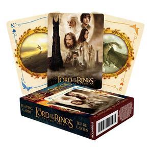 Baralho de Cartas Coleção Lord of the Rings Two Towers