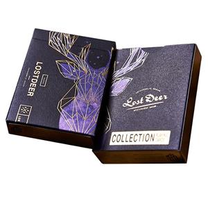 Baralho de Cartas Coleção Lost Deer Black Edition