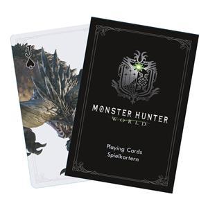 Baralho de Cartas Coleção Monster Hunter