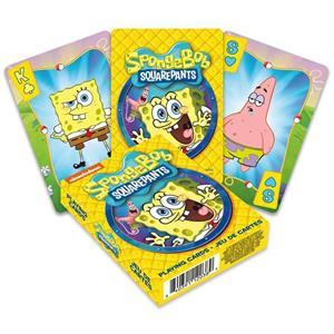 Baralho de Cartas Coleção Spongebob