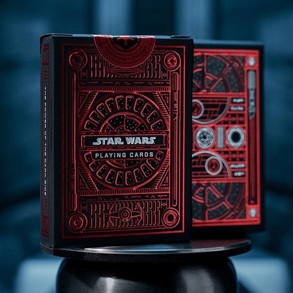 Baralho de Cartas Coleção Star Wars - The Dark Side