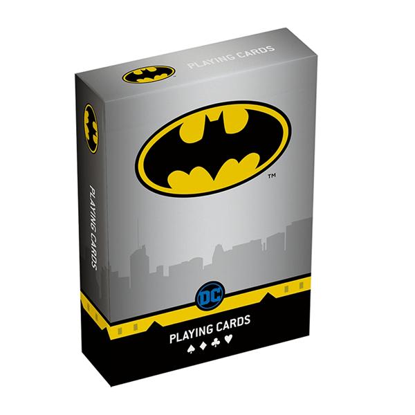 Baralho de Cartas Super Heróis DC Batman
