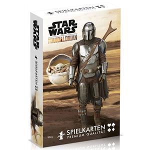 Baralho de Cartas Coleção The Mandalorian Star Wars