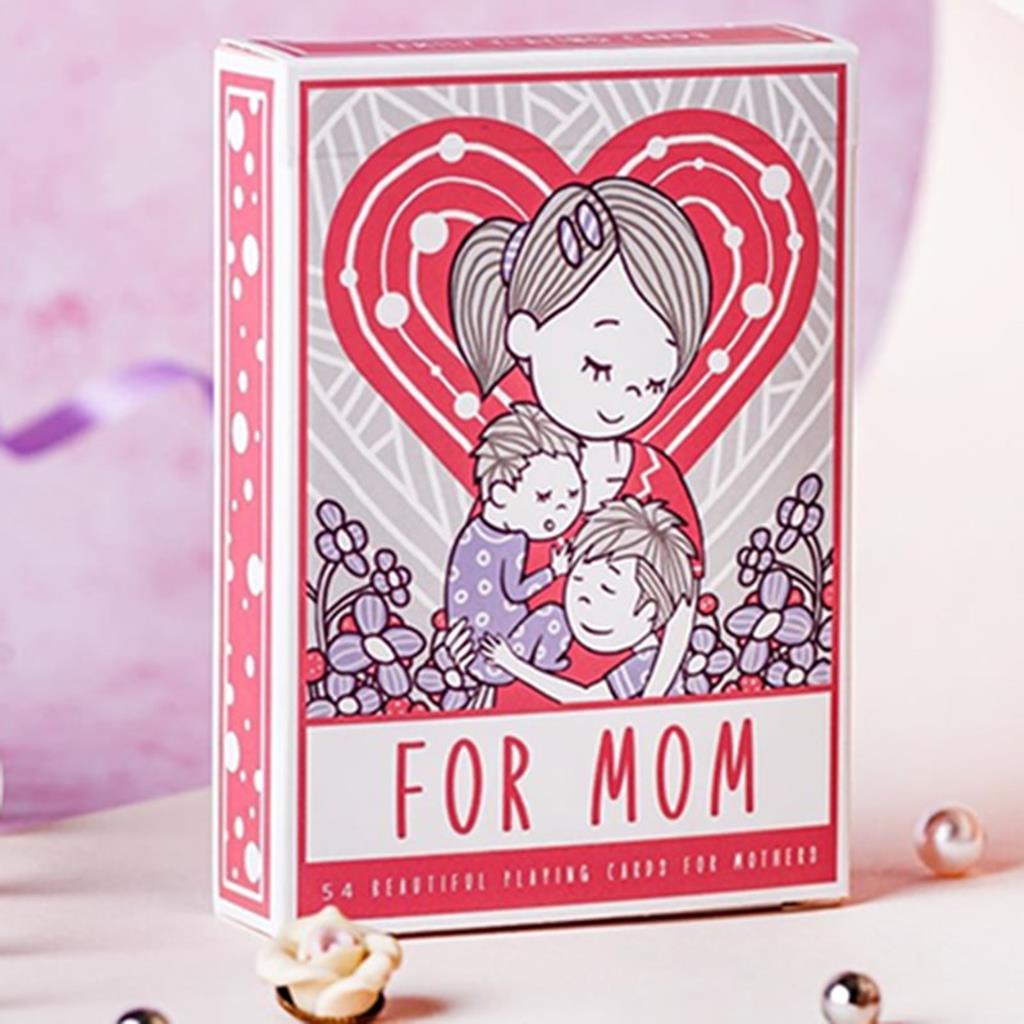 Baralho de Cartas For Mom Family Edition
