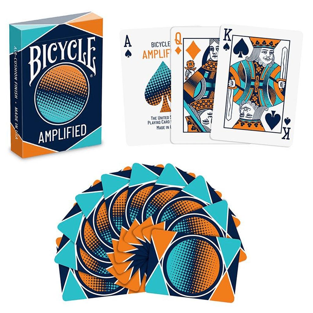 Baralho de Cartas Magia Bicycle Amplified