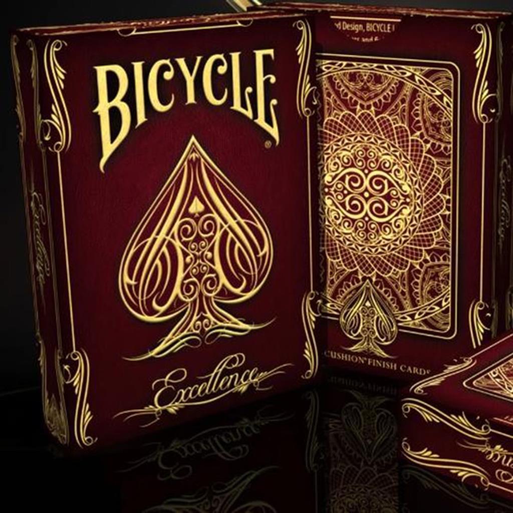 Baralho de Cartas Magia Bicycle Excellence