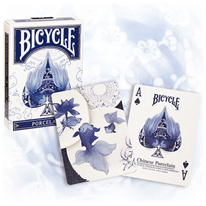 Baralho de Cartas Magia Bicycle Porcelain