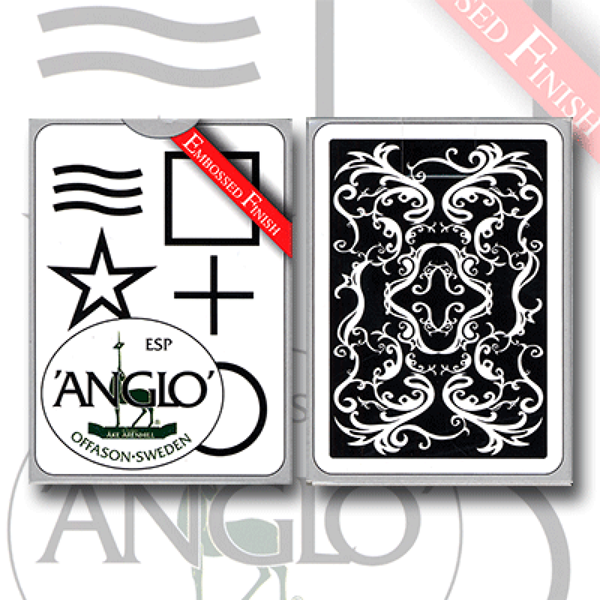 Baralho de Cartas Magia ESP Anglo