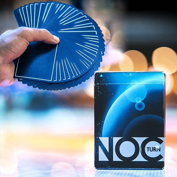 Baralho de Cartas Magia NOC-turn