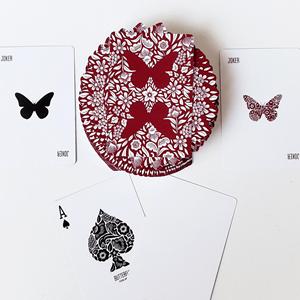 Baralho de Cartas Marcado Butterfly 2nd Edition
