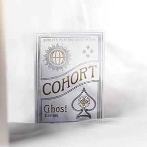 Baralho de Cartas Marcado Ghost Cohort