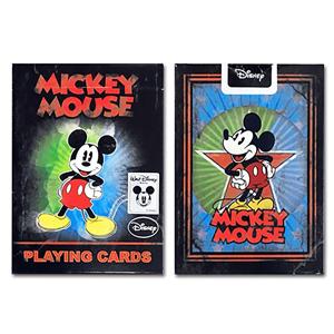 Baralho de Cartas Mickey Mouse Vintage