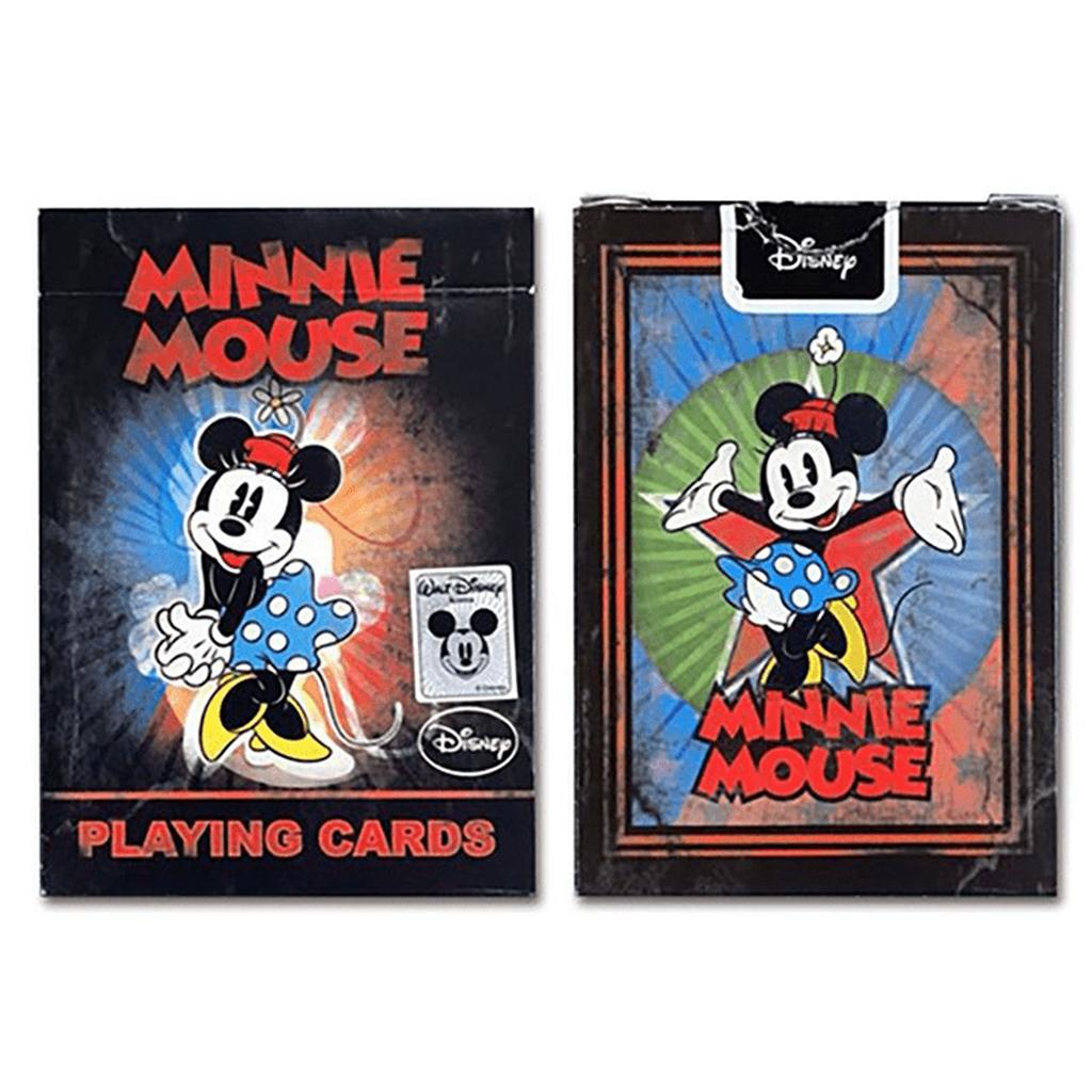 Baralho de Cartas Minnie Mouse Vintage