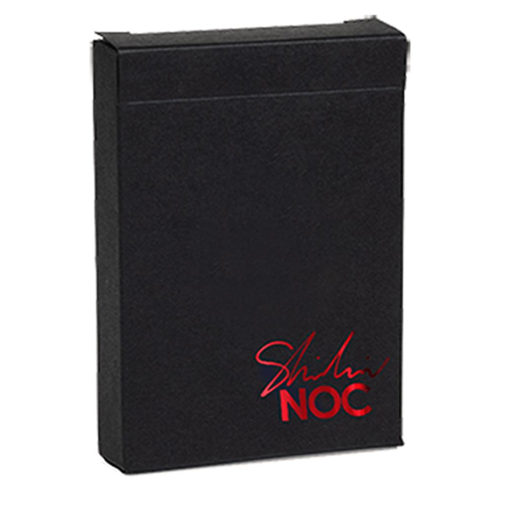 Baralho de Cartas NOC x Shin Lim