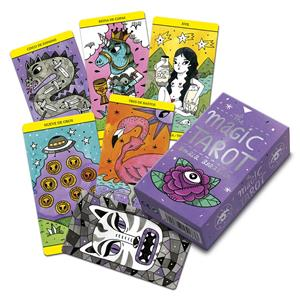 Baralho de Cartas The Magic Tarot