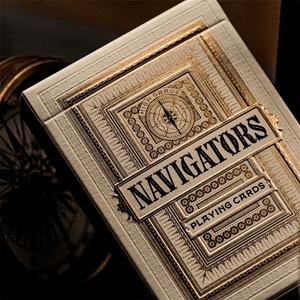 Baralho de Cartas Theory 11 Navigators