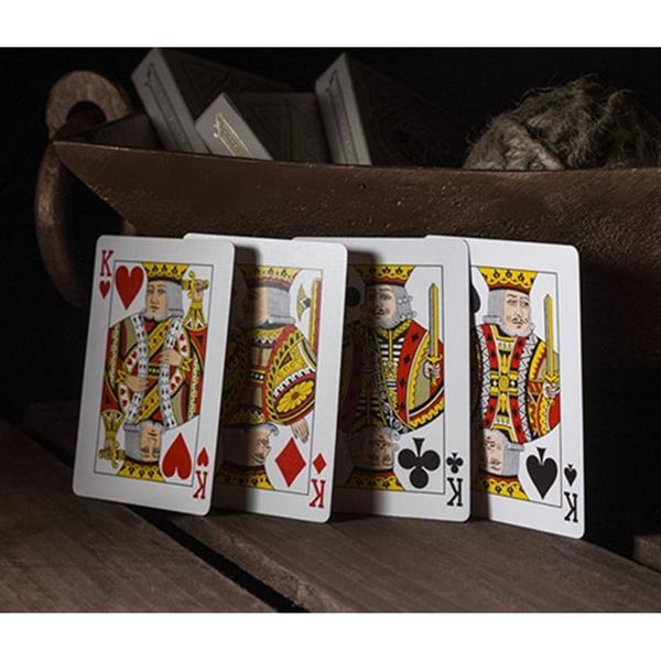 Baralho de Cartas Theory11 Tycoon Marfim