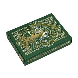 Baralho de Cartas Theory11 Tycoon Verde