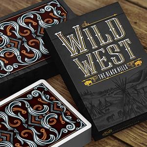 Baralho de Cartas Wild West Black Hills
