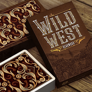 Baralho de Cartas Wild West Deadwood