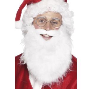 Barba Pai Natal Branca