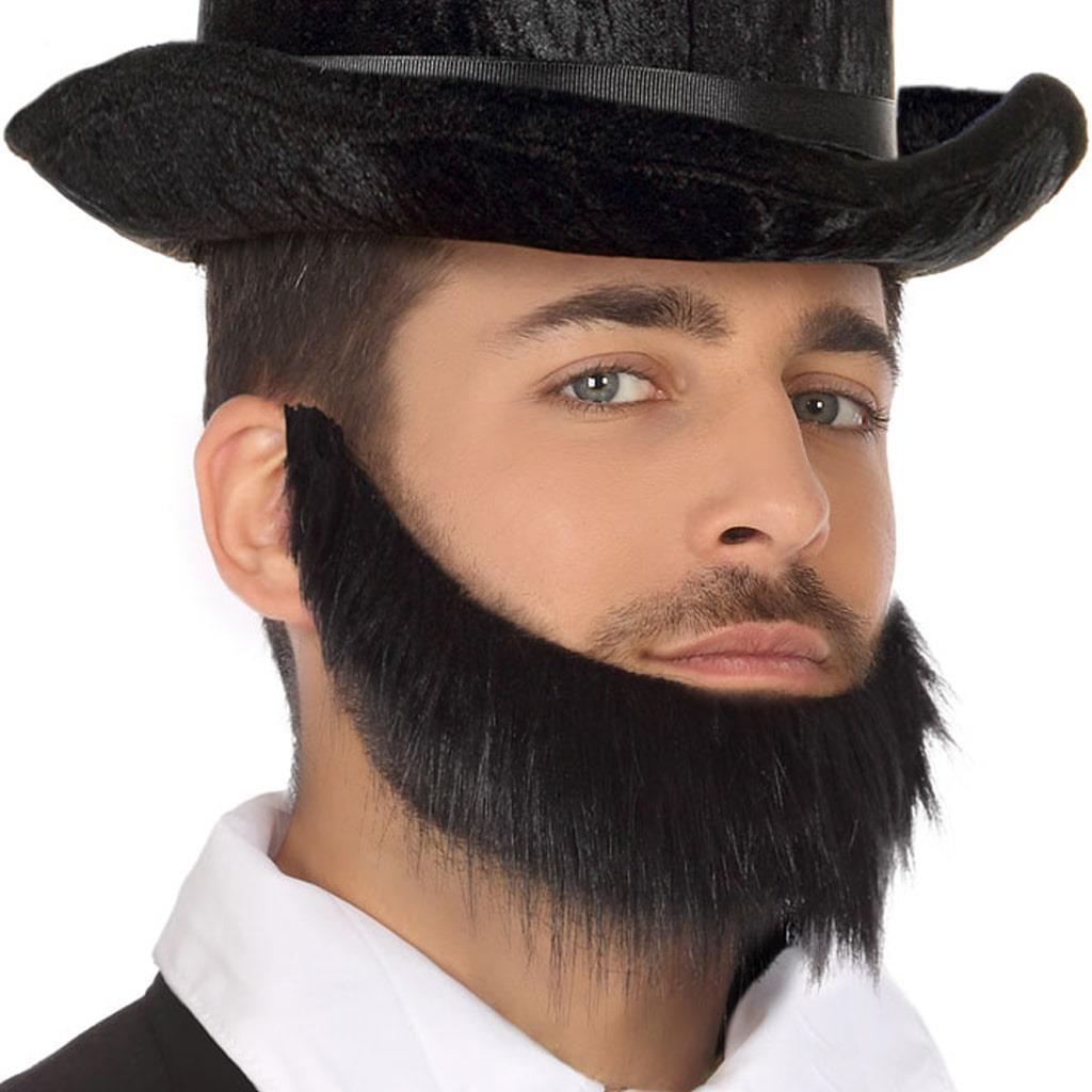 Barba Preta Curta