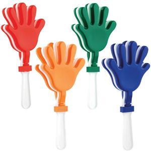 Bate Palmas Plástico, 18 cm