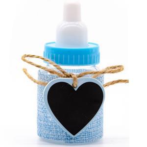 Biberão Baby Shower Azul