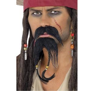 Bigode e Pêra de Pirata